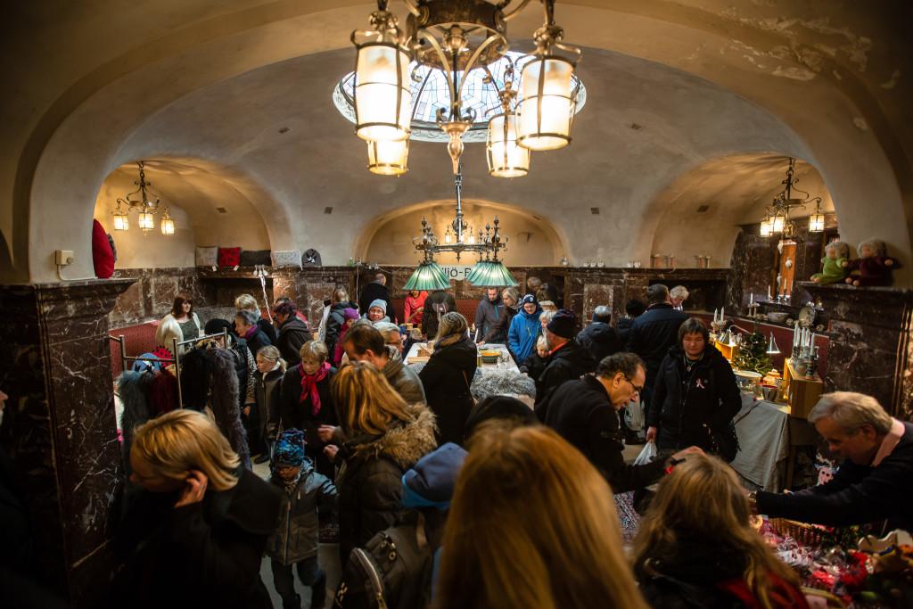 Tjolöholms Slotts Julmarknad 2015