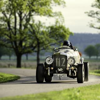 Bentley foto Thomas Alm